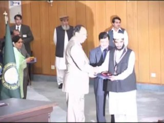 7 FBISE Ceremony Institute of Islamic Sciences Islamabad -Umar Farooq & Asad Mehmood 2006