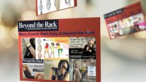 Beyond The Rack Offer Top Designer Fashions and Branded Accessories