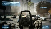 Battlefield 3 - Première bataille