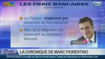 Marc Fiorentino: Les Français réagissent peu concernant les frais bancaires - 14/01