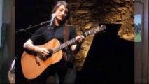 les baleines; reprise guitare, Marie Cherrier