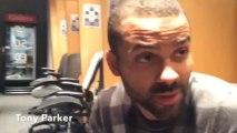 """Tony Parker : """"C'est génial pour le basket français et c'est génial pour le sport français"""""""