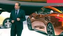 Nissan Sport Sedan Concept Debut at the NAIAS 2014