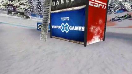 SnoCross Game Trailer