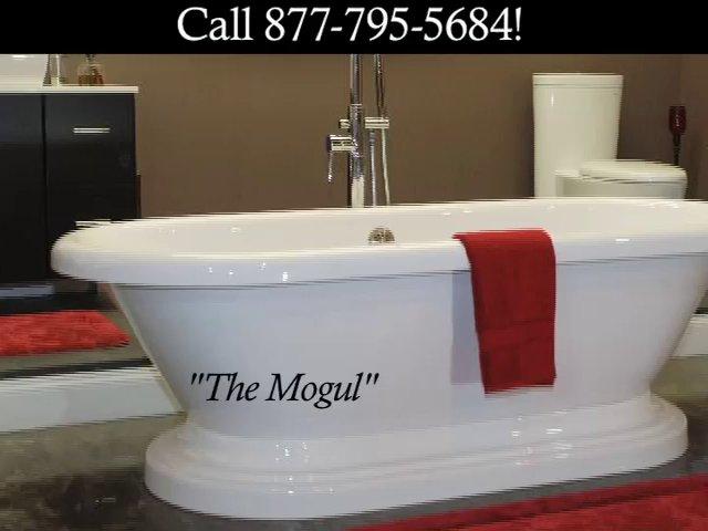 Clawfoot Tub – Los Angeles/Orange County/San Diego