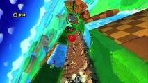 Sonic Lost World - Première demi-heure de jeu