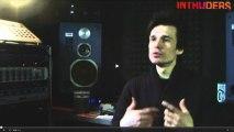 Sylvain Jacques sur la musique au rythme des acteurs au théâtre