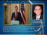 Thierry Meyssan - Syrie: l'occident à fini par accepter la présence de l'Iran à la conférence de Genève
