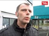 Fabrice Peeters, délégué syndical CGT, explique les actions des salarié de La Redoute, après l'annonce des licenciements