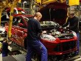 La production de la Ford Focus de A à Z