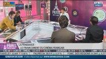 La Tendance du moment: Le Financement du cinéma français, dans Paris est à vous - 14/01