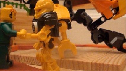 Hero Factory épisode 15: Mine Antropolis