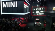 World premiere of the MINI John Cooper Works Concept at the NAIAS 2014