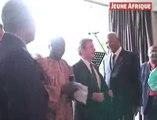 Kouchner célèbre la Françafrique