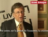 """Bill Gates : """"Les pays les plus pauvres ont besoin d'aide pour s'en sortir"""""""