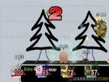 Super Smash Bros. Brawl - Picto Chat brutal