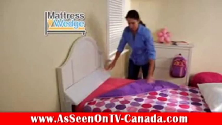 Mattress Wedge Canada – www.AsSeenOnTV-Canada.com