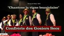chantons la vigne beaujolaise