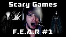 F.E.A.R - Psychological Horror FPS! #1