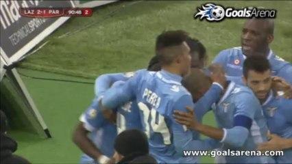 Lazio 1-1 Parma - www.goalsarena.com