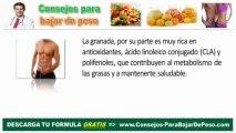 Batidos verdes para bajar de peso y perder grasa abdominal