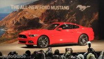 2015 Ford Mustang - 2015 Ford Mustang GT - 2015 Mustang