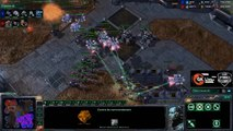 StarCraft II : Wings of Liberty - MLG Spring Arena 2 - Stephano Vs Ryung : match 1