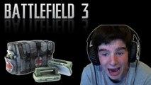 "BF3: Defibrillator Kill Challenge Funny moments | ""The Rage Montage"""