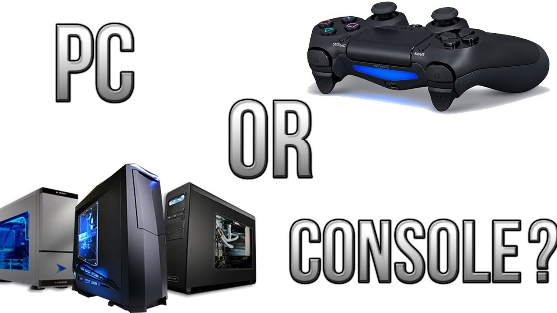 PC Gaming or Next Gen Consoles?   BF3 Gameplay