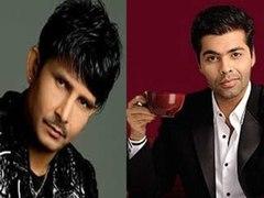 KRK Insults Koffee With Karan