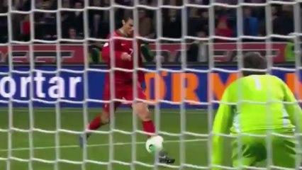 Cristiano Ronaldo and Ballon D'Or 2013