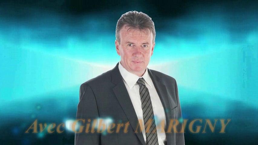 Gilbert Marigny - Candidat aux élections municipales 2014 - Marignane à Cœur Battant