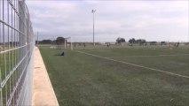 Plateau Poussins AJB du 11 janvier 2014 - Match 2 PIEVE AJB