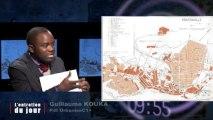 Entretien du jour du 140114 Guillaume Kouka, Président de l'Association Urbanise C1+