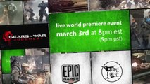 Gears of War : Judgment - Premiere Event Promo