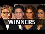 20th Annual Screen Awards 2014 Winners