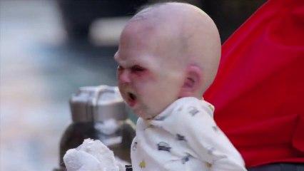 Devil Baby Attack : la vidéo virale qui donne des frissons