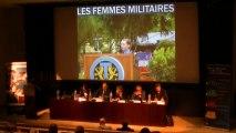 """6- Colonel Anne-Cécile ORTEMANN - Colloque """"Les femmes militaires"""" - Novembre 2013"""