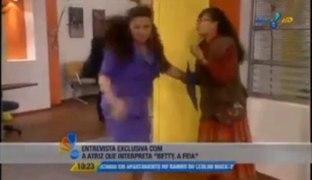 Entrevista com Ana Maria Orozco de Betty a Feia