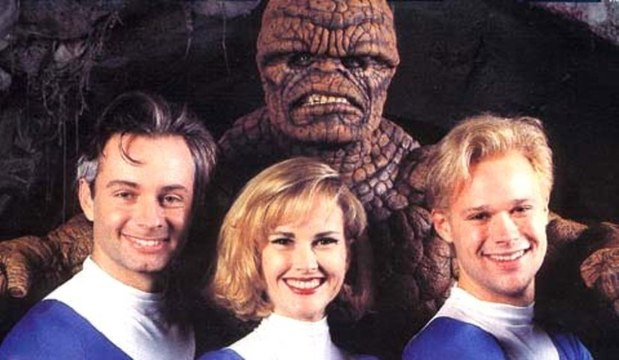 The Fantastic Four (1994 unreleased) Roger Corman