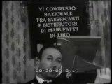 """La """"crociera del lino"""". IV Congresso nazionale tra fabbricanti e distributori di manifatture di lino a bordo della nave Saturnia  in navigazione tra Venezia e Trieste."""