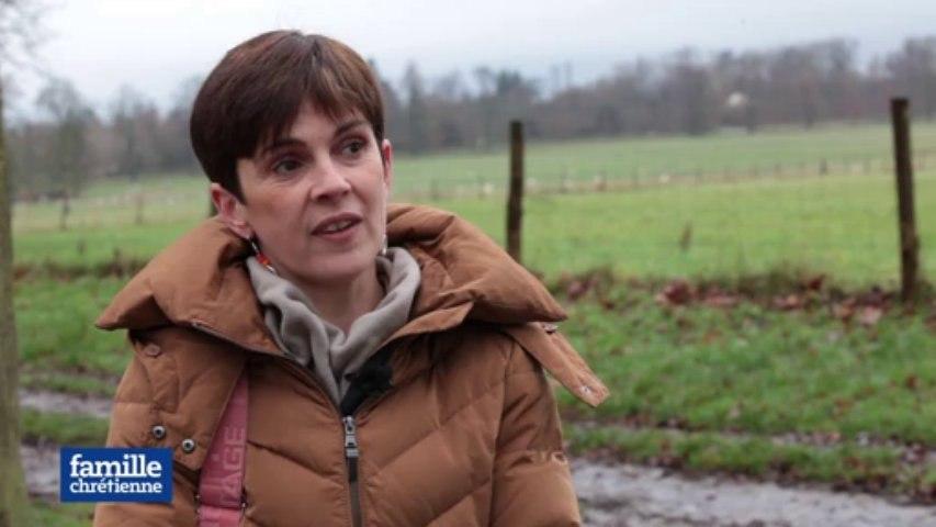 3 minutes en vérité avec Virginie Mercier, porte-parole de la Marche pour la Vie