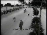 Palermo: i campionati maschili di pattinaggio a rotelle      Mosca: amichevole di calcio tra la squadra belga del Gantoise e la nazionale di calcio sovietica      Francia: Grand Prix automobilistico sulla pista di Reims.