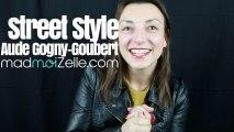 Street Style - Aude Gogny-Goubert