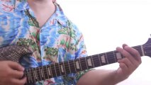 Rhythm Guitar Lesson - how to play lead and rhythm together
