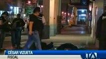 10 detenidos son indagados por muerte de turista japonés, Guayaquil Ecuador