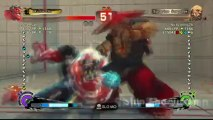 SSFIVAE~ Hakan (nouensan) vs. Gouken (NickLeong26)  HD