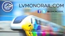 Las Vegas Monorail Coverage of CES 2014 | Las Vegas Transportation pt. 2
