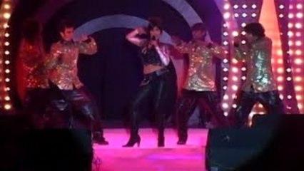 Munni Badnam Hui Song   AIYSHA SAAGAR's Live Show