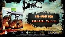 DmC Devil May Cry - Journal des développeurs #3 - Devenir Dante